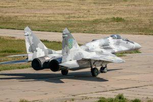До війська передано модернізований МіГ-29