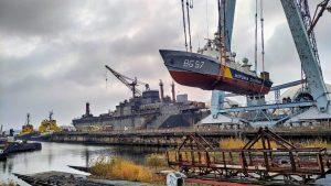 Завершено докову частину ремонту «Миколаєва»