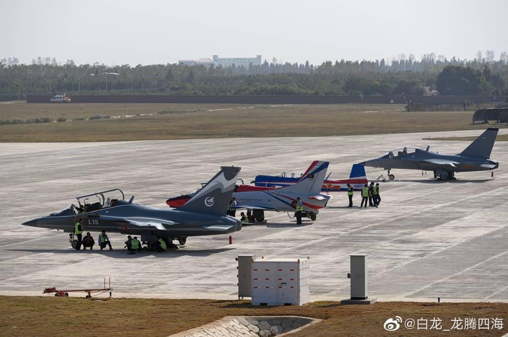 Навчально-тренувальні літаки виробництва КНР