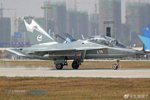 У Китаї презентували літак з українськими двигунами