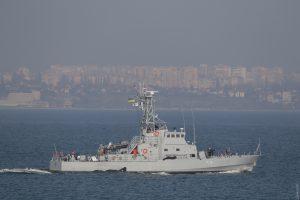 «Слов'янськ та «Старобільськ» випробовують у Чорному морі
