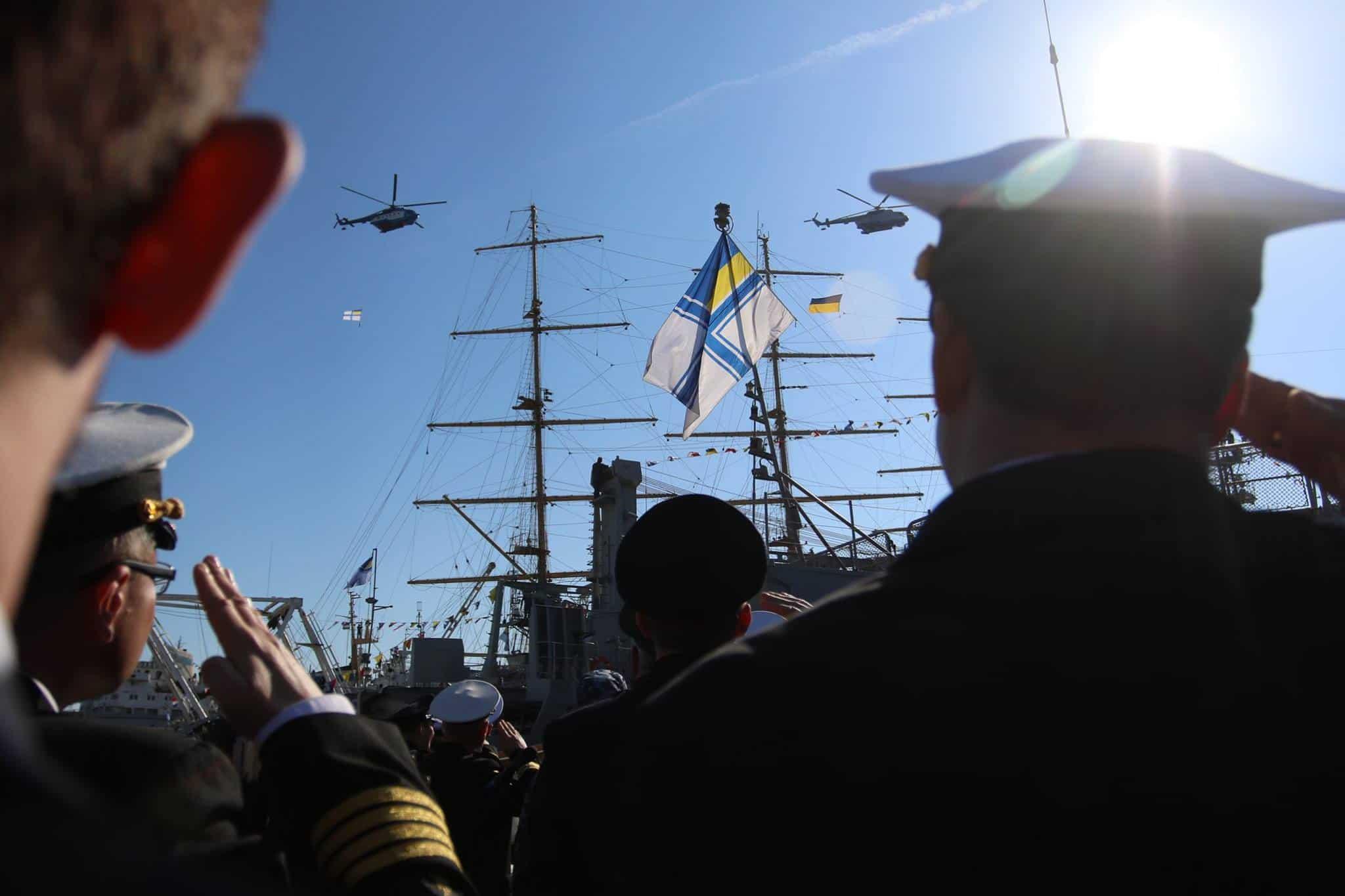 ВМС ЗС України отримали три нові одиниці