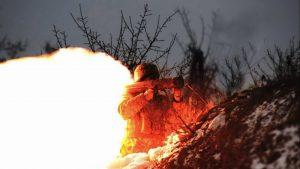 В жовтні до війська передано маже 400 реактивних вогнеметів
