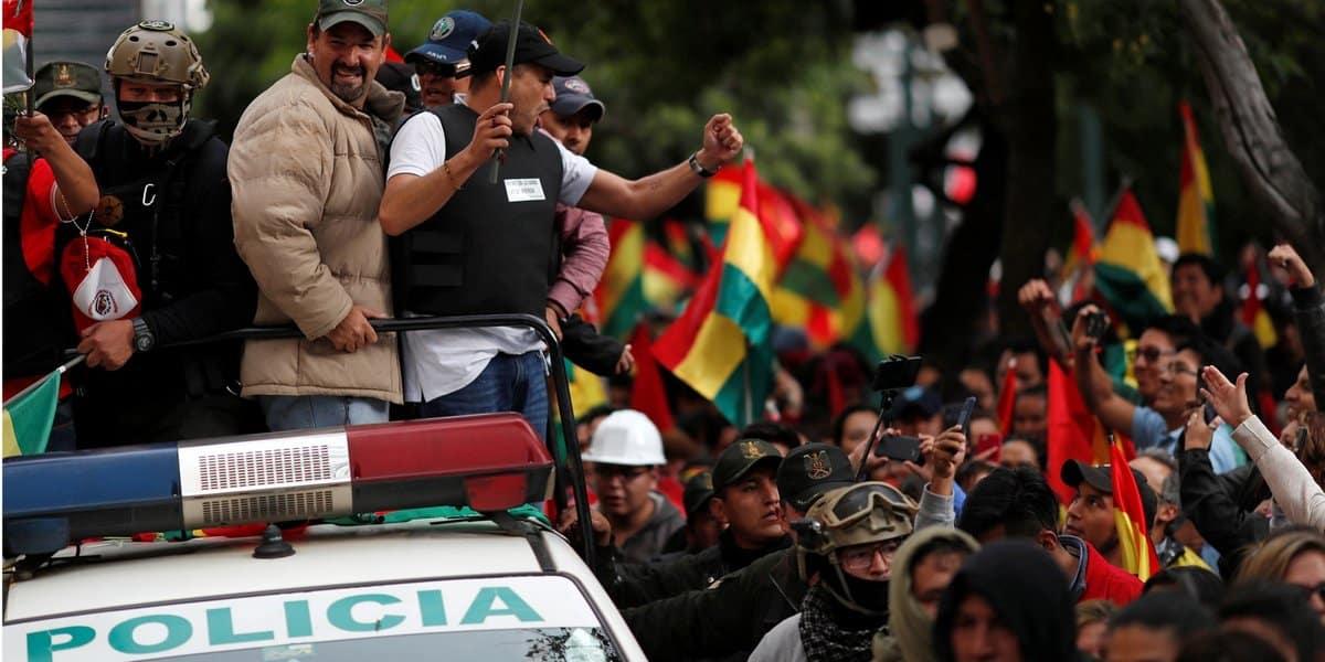 Протести в Болівії