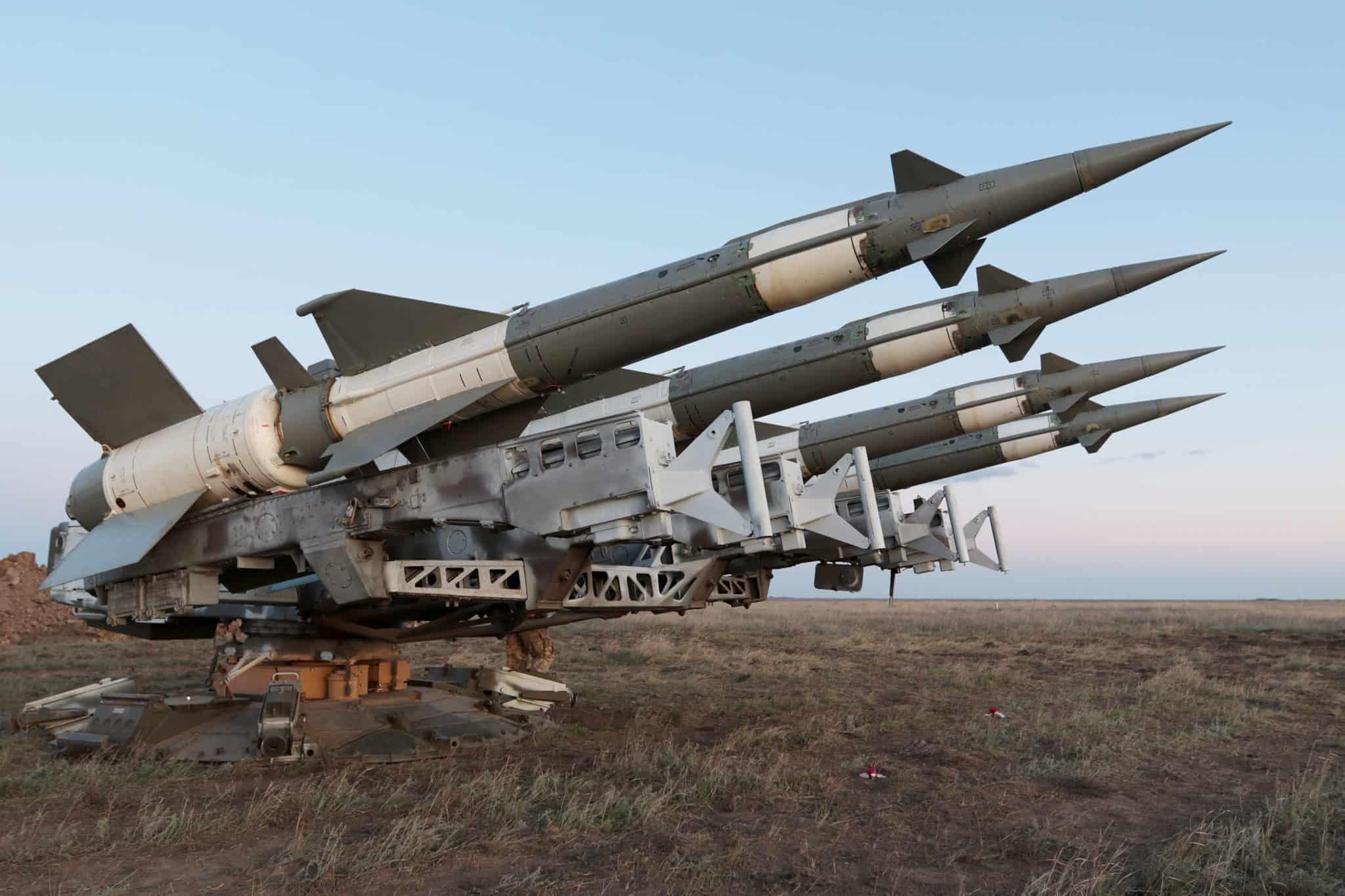 Пускова установка ЗРК С-125
