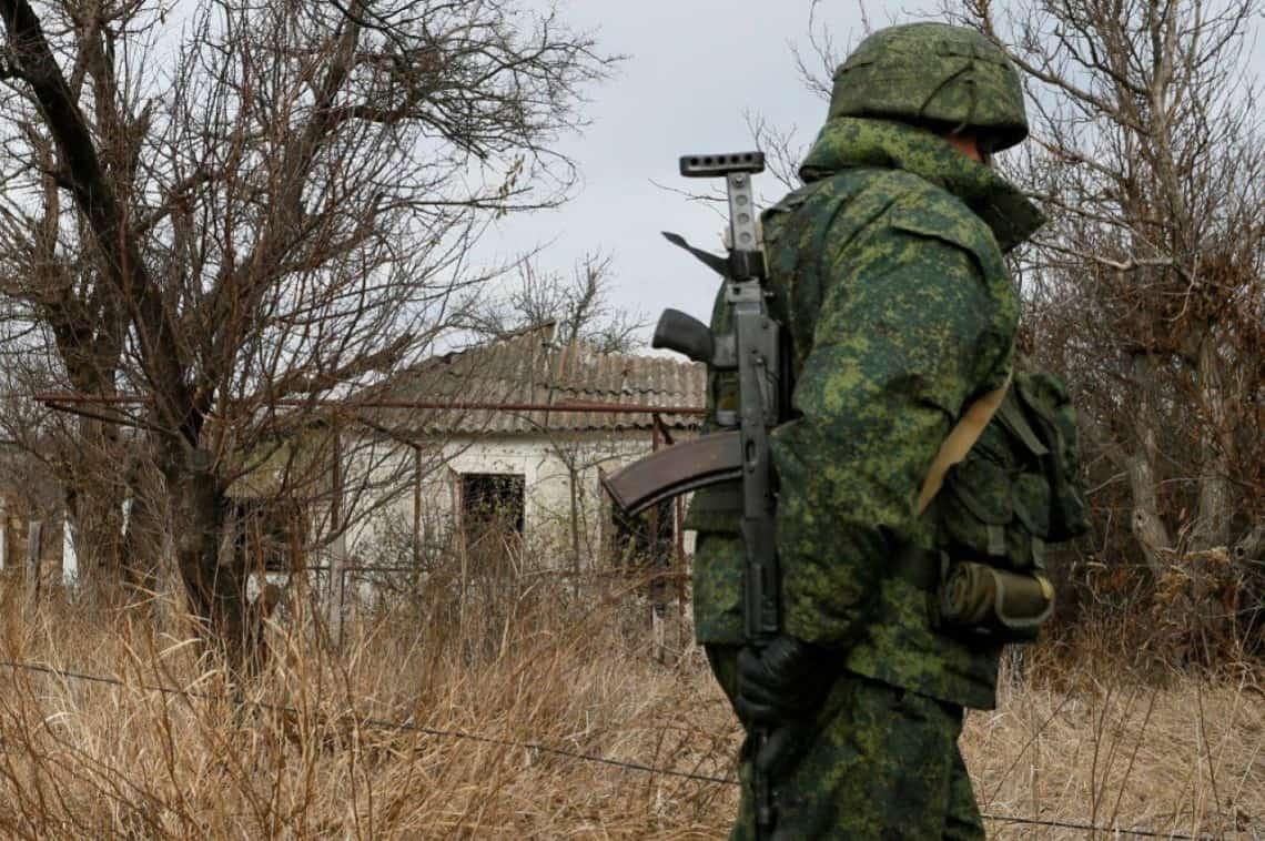 Розведення військ у Петрівському відбудеться 9 листопада