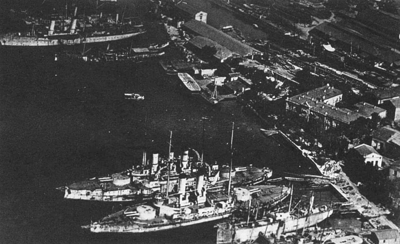 Запобігання фальсифікаціям історичного розвитку сучасних ВМС ЗС України