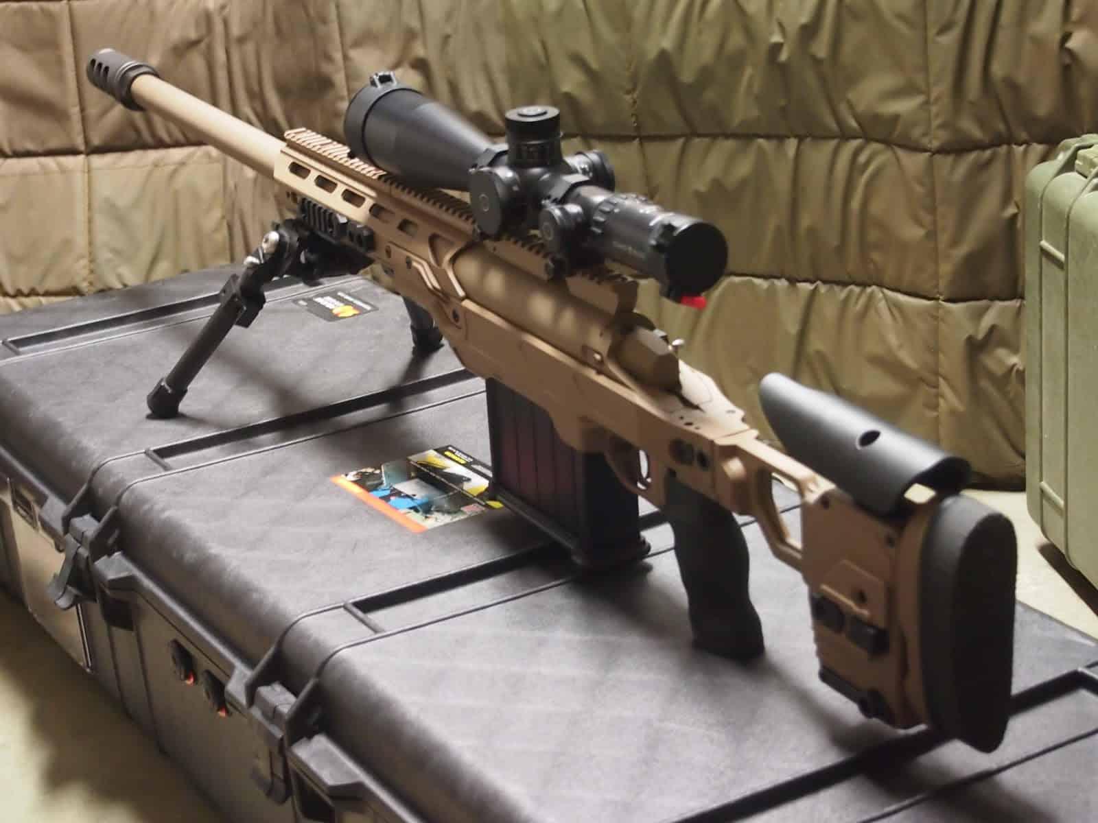 Снайперська гвинтівка PGW LRT-3