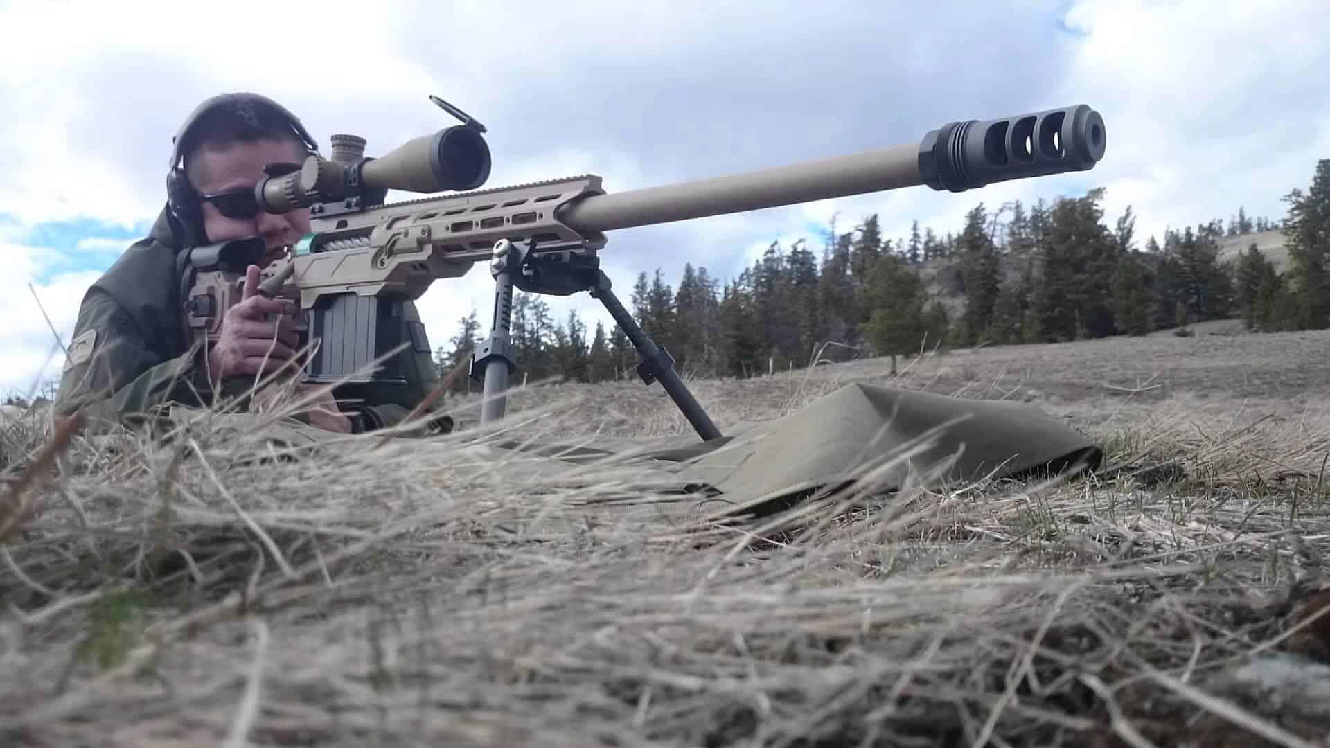 Партія гвинтівок з Канади незабаром прибуде в Україну