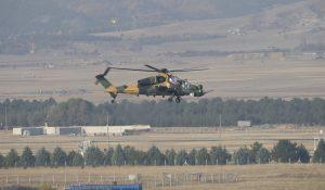 В Туреччині здійснив перший політ Atak Faz-2