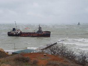 Капітану танкера Delfi повідомили про підозру