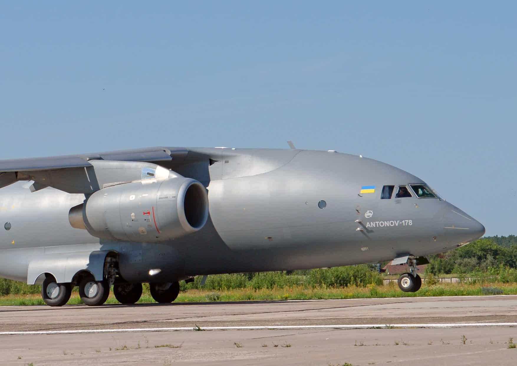 Близькомагістральний літак Ан-178