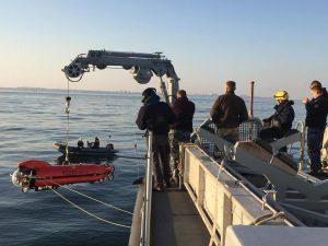 Українські моряки проходять курс протимінної підготовки в Італії