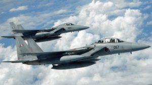 Японія модернізує свої F-15J