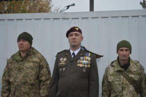 Неподалік Докучаєвська поранено комбрига 128 бригади