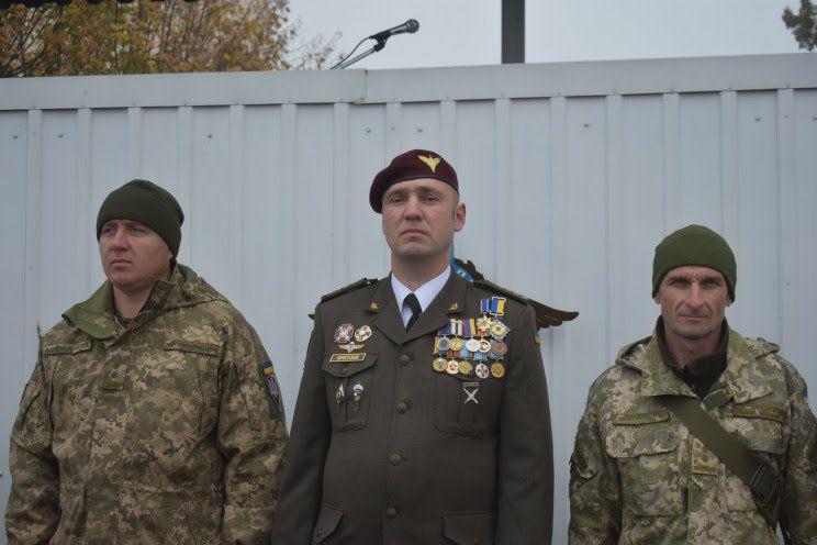 Полковник Євген Коростельов