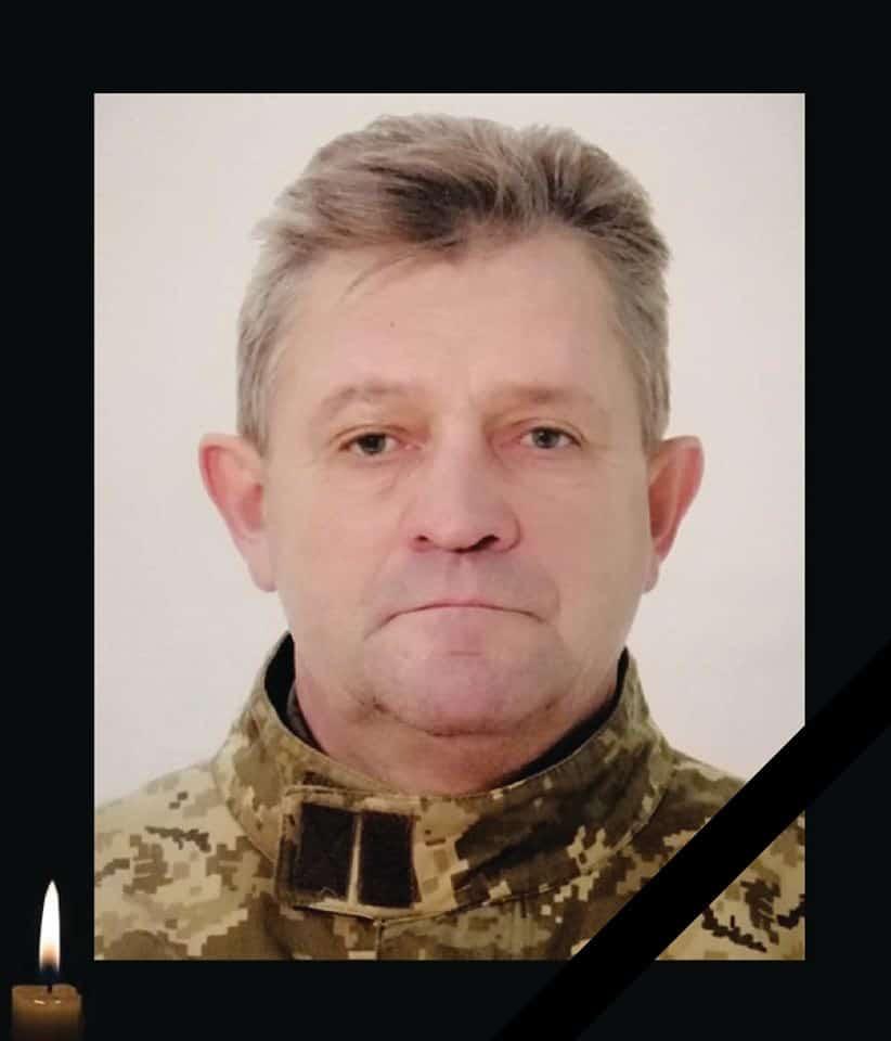 солдат Хомік Юрій Миколайович