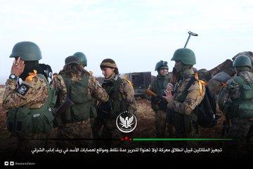Хроніки сирійської війни – станом на 1 грудня
