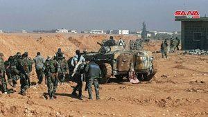 Хроніки сирійської війни – станом на 22 грудня