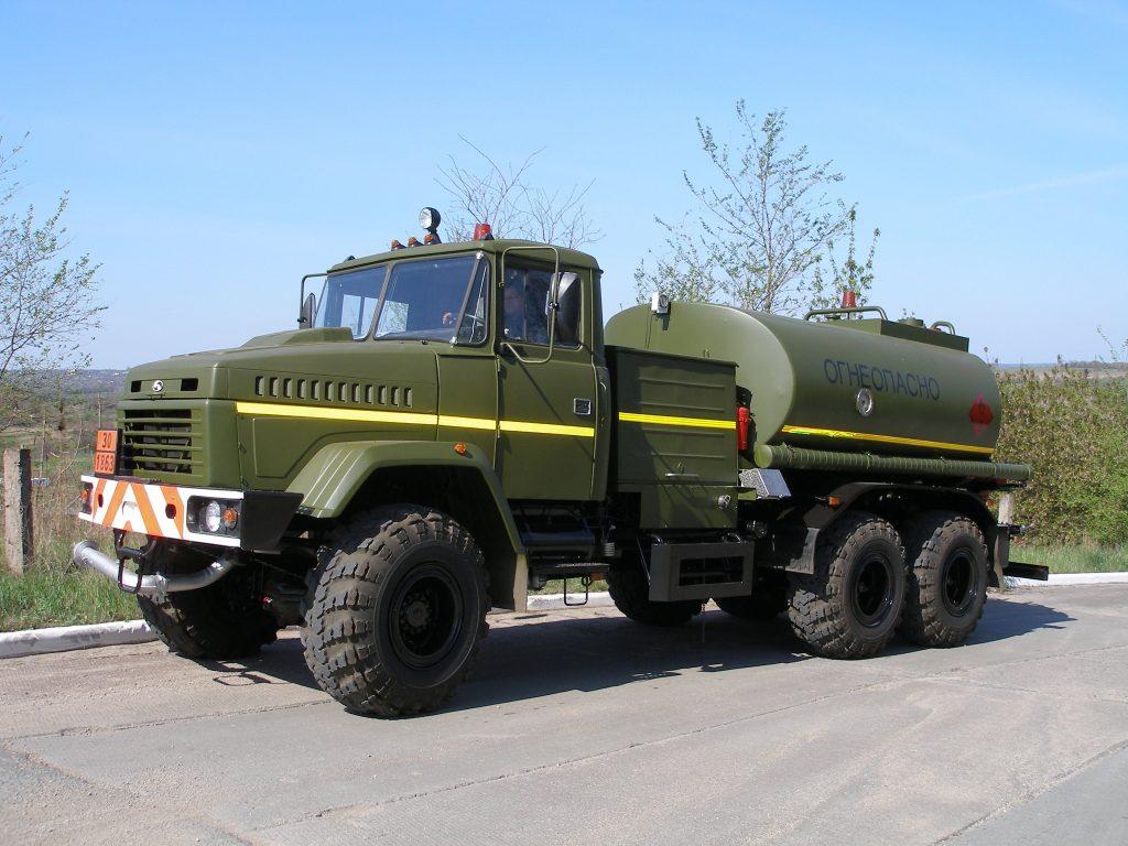 Аеродромний паливозаправник АПЗ-10-6322