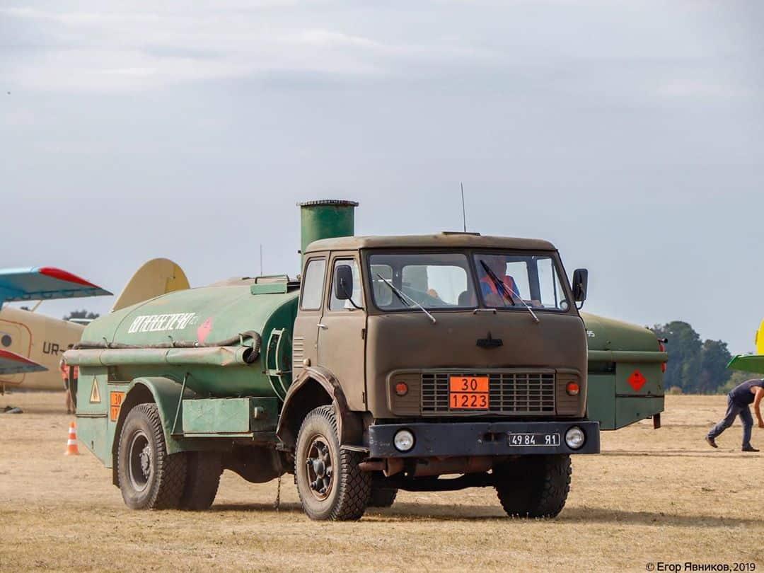 Аеродромний паливозаправник ТЗА-7,5-500А