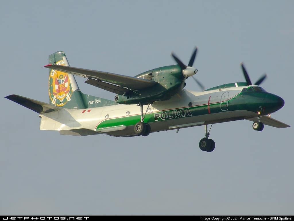 """Україна модернізує літаки """"Ан"""" для Перу"""