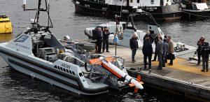 У ВМС розглядають придбання протимінних модулів