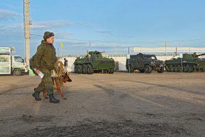 Окупанти розгорнуть в Криму полк ВДВ