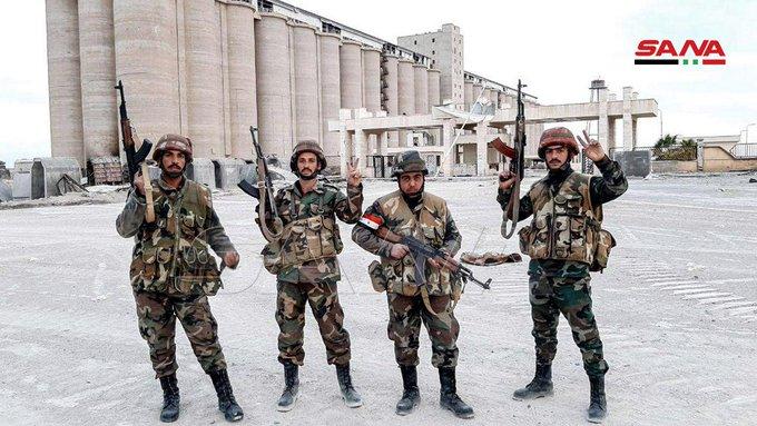 Хроніки сирійської війни – станом на 3 грудня