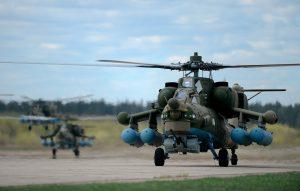 В Росії впав Мі-28