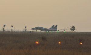 Повітряні Сили отримали відремонтований МіГ-29УБ