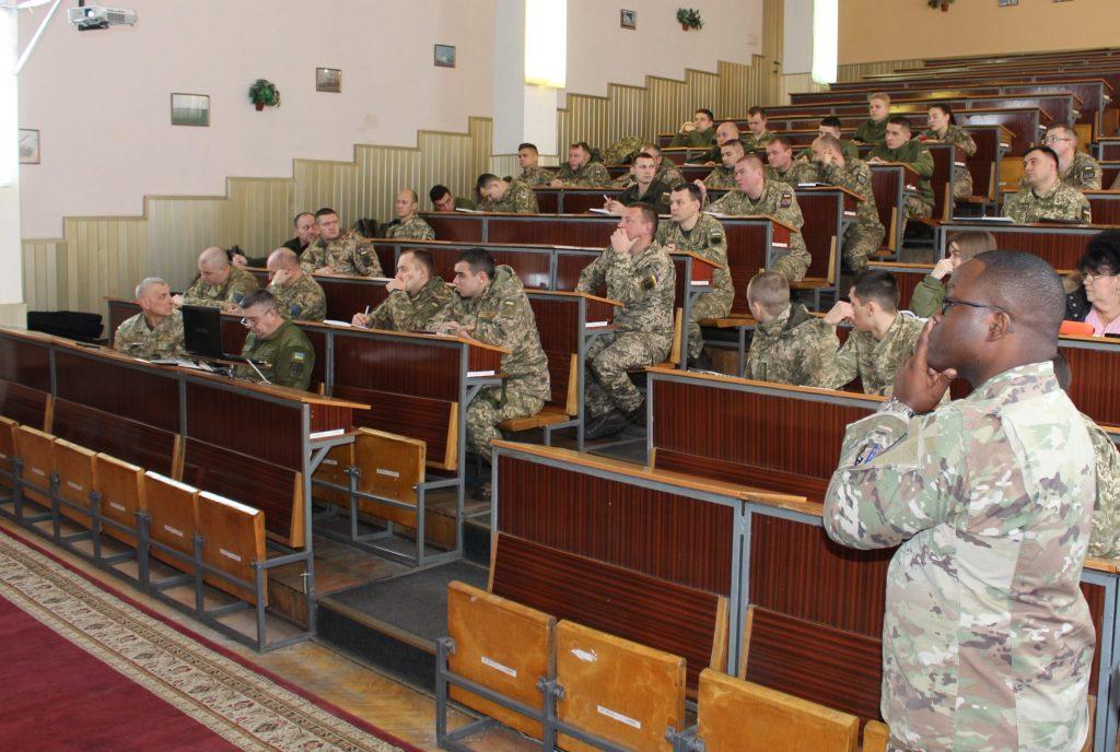 Курс з організації зв'язку та інформаційних систем НАТО