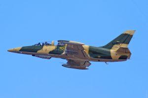 """В Одесі ремонтують """"ударну"""" версію L-39 для Уганди"""