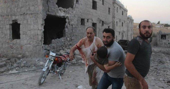 Хроніки сирійської війни – станом на 6 грудня