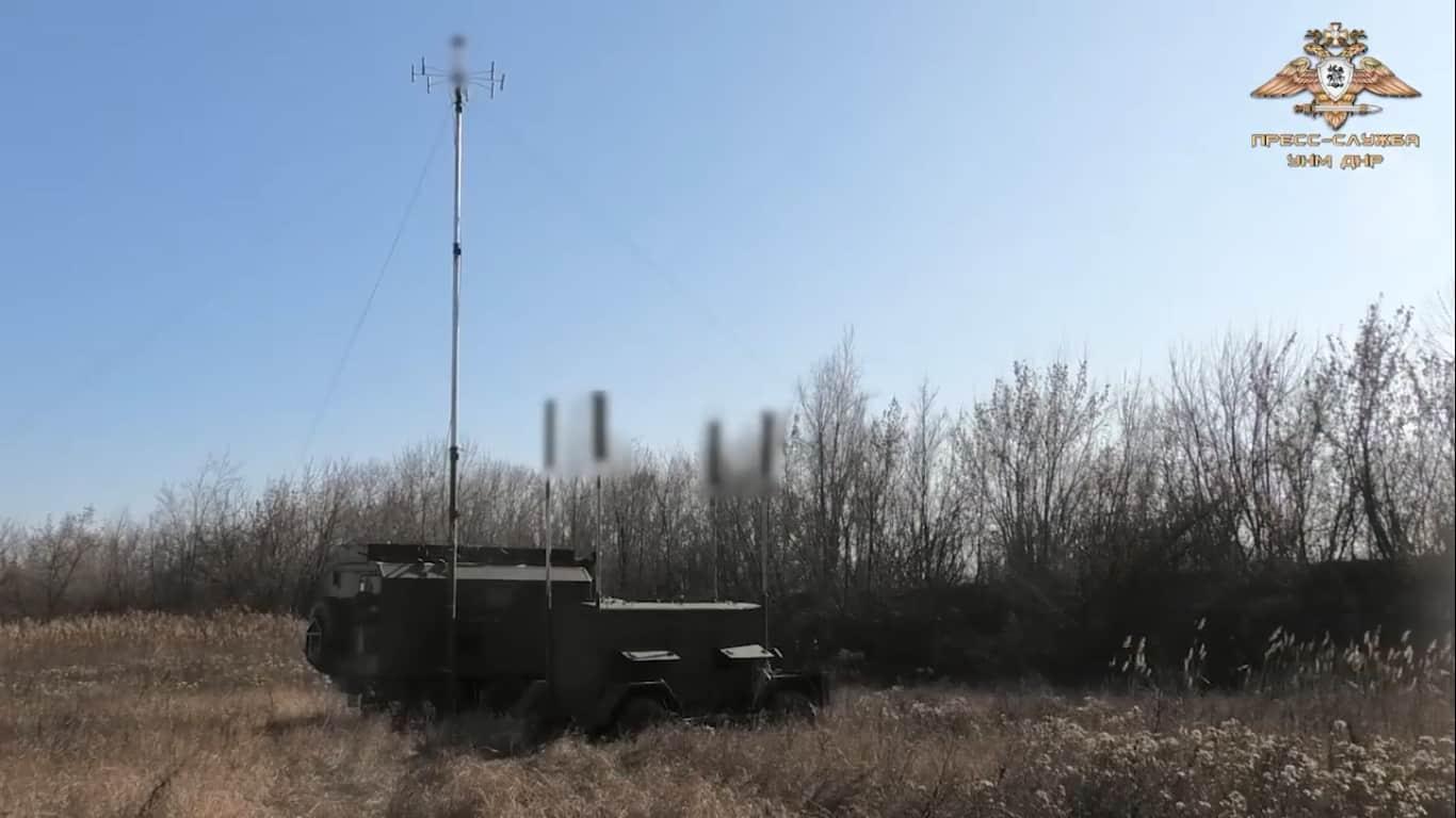 «Локалізований» Р-330Ж «Житель» на Донбасі