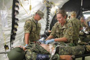 В ЗСУ формують Командування Медичних сил