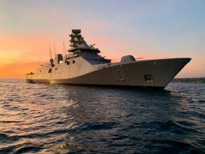Завершилися випробування фрегата ARM Reformador ВМС Мексики
