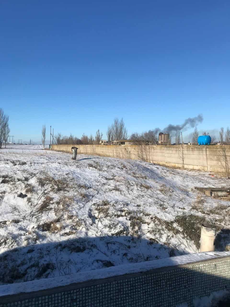 Обстріл Мар'їнки 6 грудня 2019 року