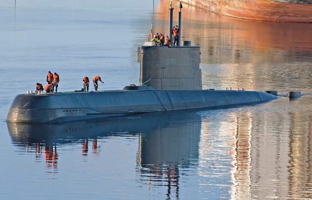 Підводний човен класу Ula (S300)