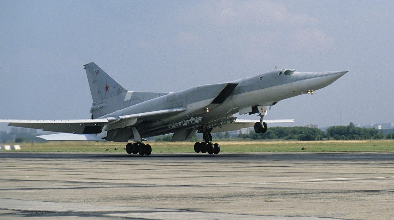 Радянський надзвуковий стратегічний бомбардувальник Ту-22М3