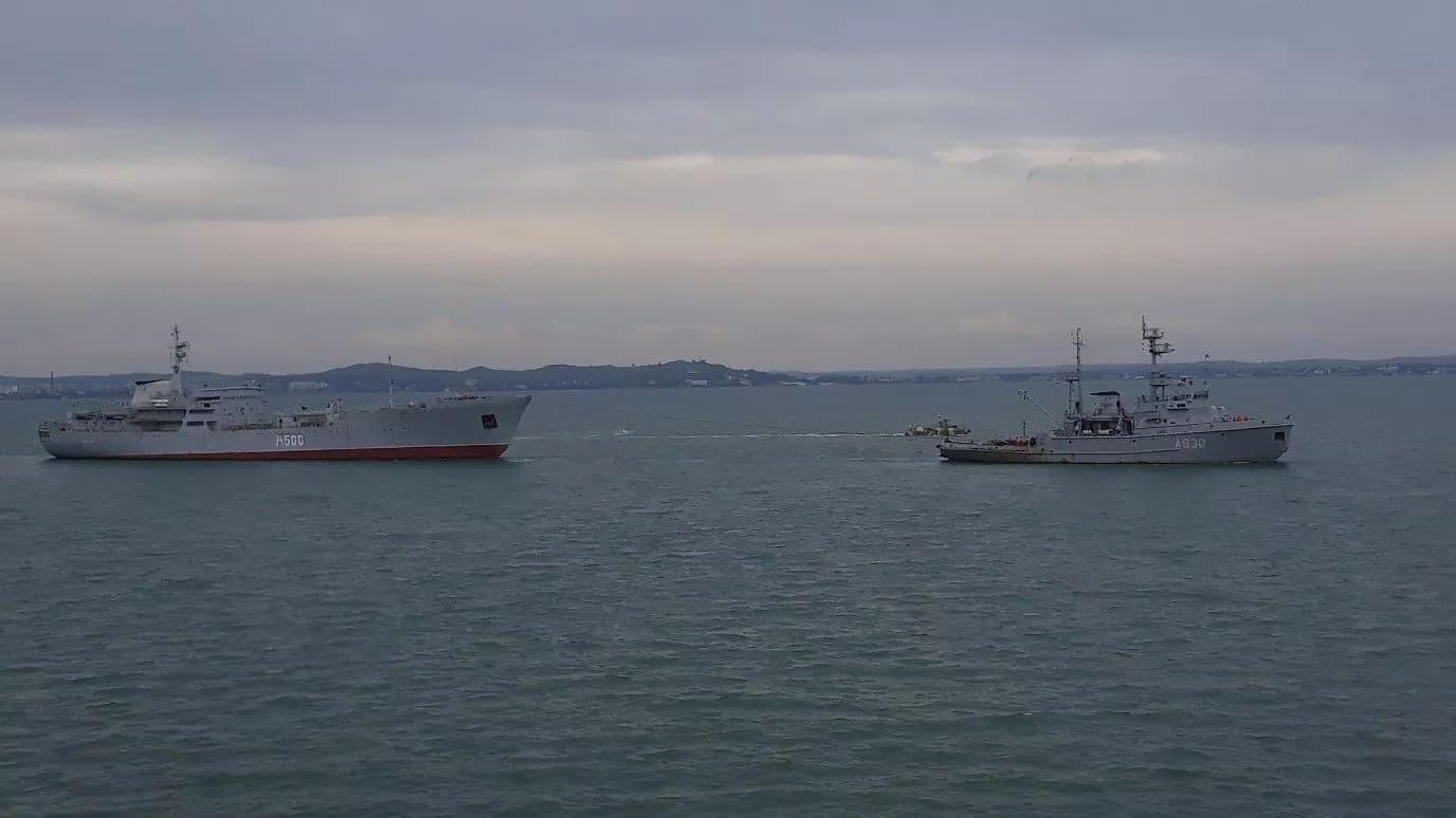 ВМС сформували дивізіон на Азовському морі