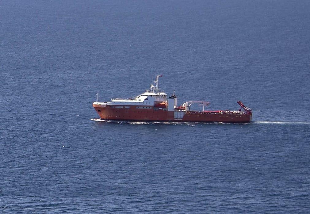 Пошуково-рятувальне судно MV Stoker