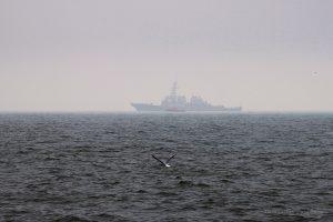Есмінець «Ross» ВМФ США зайшов до Одеси