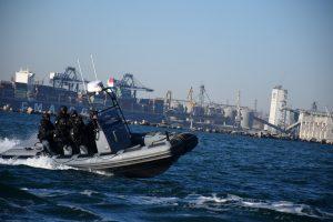Морська охорона отримала швидкісні катери Brig