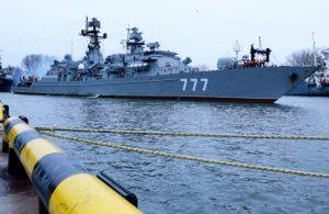 Іран, Росія та Китай проведуть спільні навчання флотів