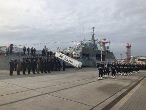 До складу ВМС Польщі ввели корвет-довгобуд