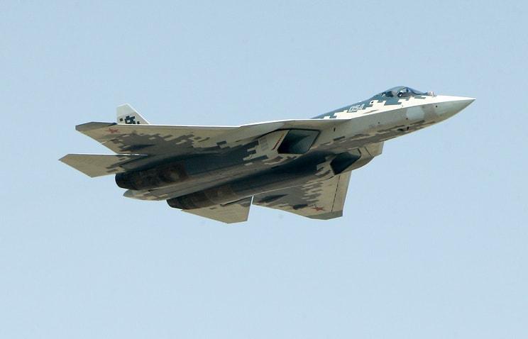 Винищувач Су-57