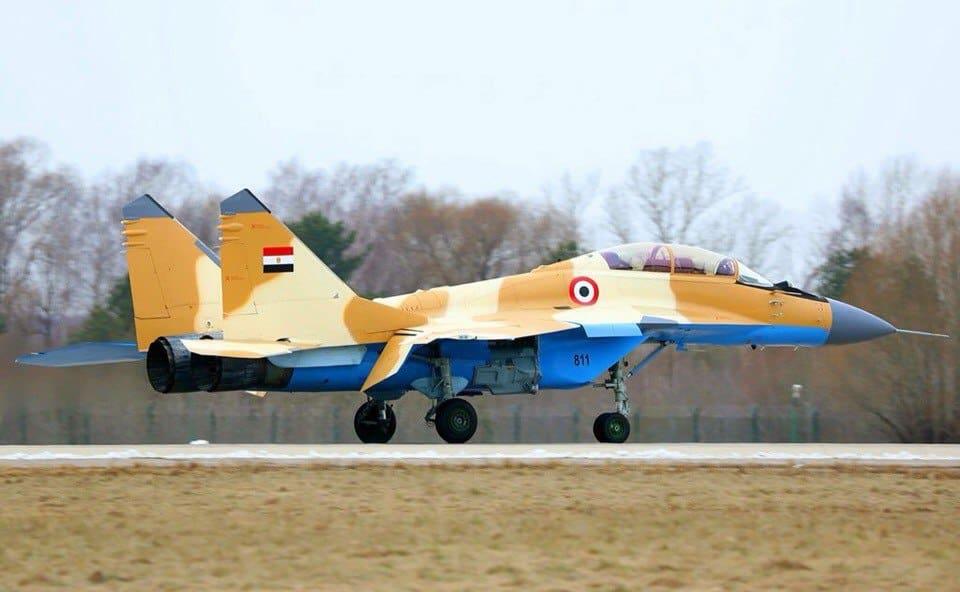 Єгипетський МіГ-29М2