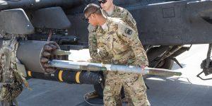 ВМФ США озброюється керованими «Hydra-ми»
