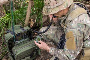 Зв'язківці ЗСУ навчаються у інструкторів НАТО